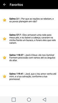 Salmos apk screenshot