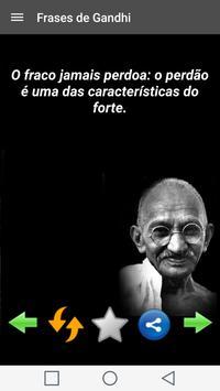 Frases Gandhi apk screenshot