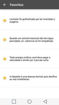 Pérolas do ENEM apk screenshot
