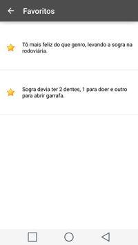 Piadas de Sogra apk screenshot