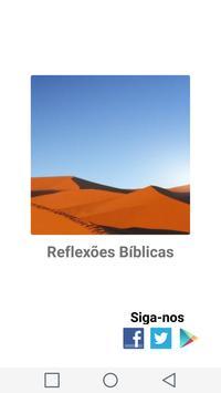 Reflexões Bíblicas Diárias poster
