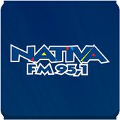 Nativa  FM icon