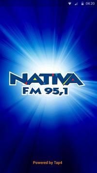 Nativa  FM poster