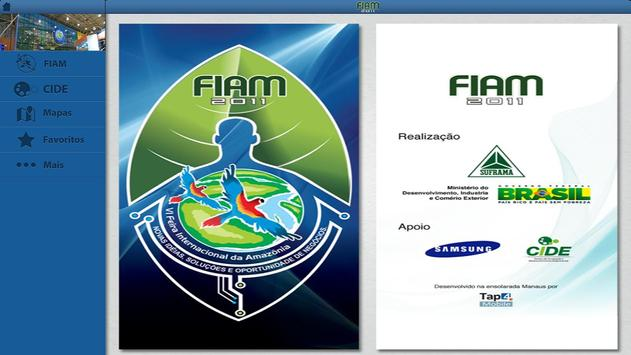 FIAM 2011 HD poster