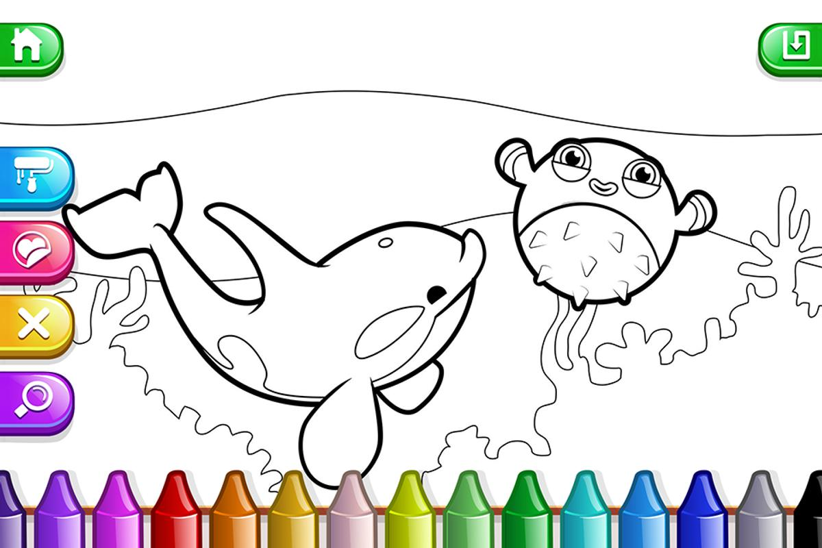 My Coloring Book Kids APK Download