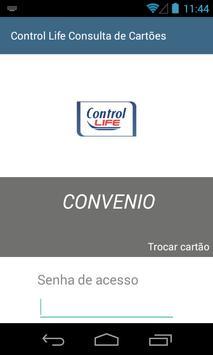 Control Life Consultas poster