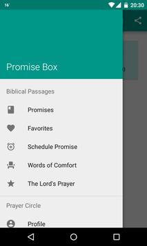 Promise Box apk screenshot