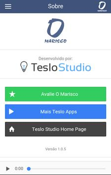 O Marisco apk screenshot