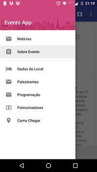 EventoApp apk screenshot