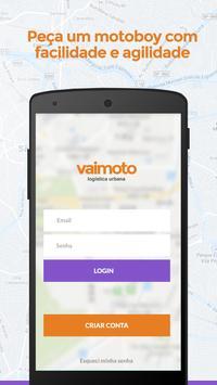 VaiMoto - Versão solicitante poster