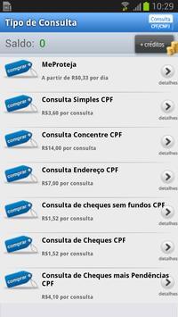 Consulta CPF / CNPJ poster