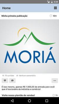 Residencial Moria poster