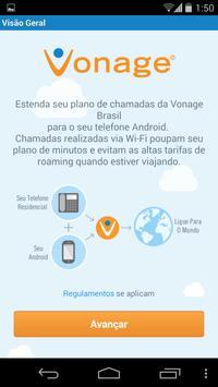 Vonage App poster