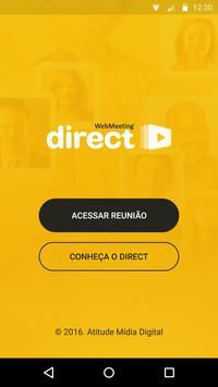 WebMeeting Direct 1.0 poster