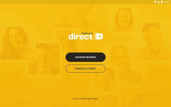 WebMeeting Direct 1.0 apk screenshot