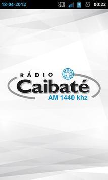 Rádio Caibaté poster