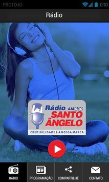 Rádio Santo Ângelo poster