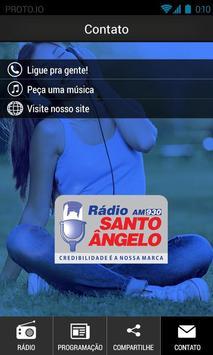 Rádio Santo Ângelo apk screenshot