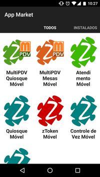 Zaal App Market poster