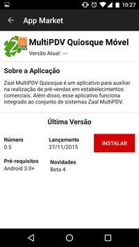 Zaal App Market apk screenshot