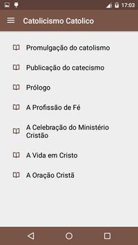 Catecismo Católico apk screenshot