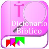 Dicionario Biblico Rosa icon