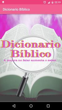 Dicionario Biblico Rosa poster
