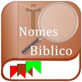 Nomes Biblicos icon