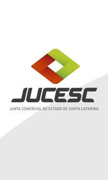 JUCESC Móvel poster
