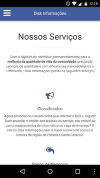 Disk Informações apk screenshot