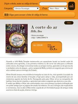 Buscador Editora SENAC apk screenshot