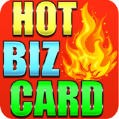 Hot BizCard icon