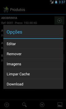 CriareSalesLite-Força de Venda apk screenshot