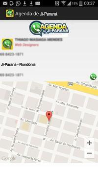 Agenda de Ji-Paraná apk screenshot