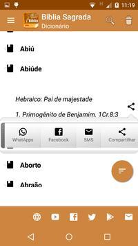 Bíblia Sagrada Católica JDS apk screenshot