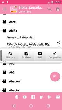 Bíblia Sagrada Feminina JDS apk screenshot