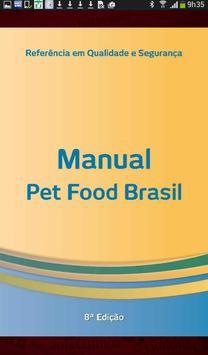 Manual Pet Food - 8ª Edição poster