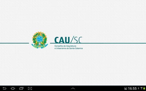 CAU - SC poster