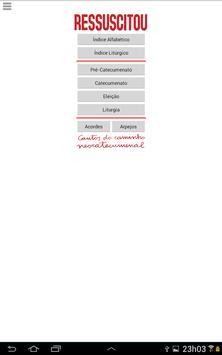 Ressuscitou apk screenshot