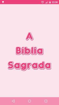 Biblia Sagrada Ave Maria poster