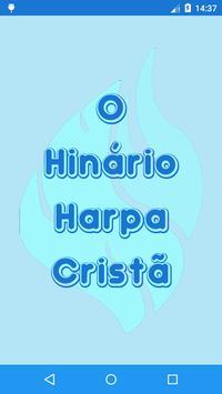 Harpa Cristã com audio e video poster