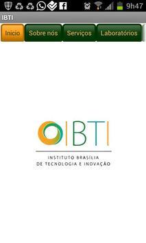 IBTI poster