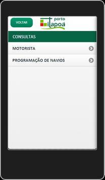 Porto Itapoá apk screenshot