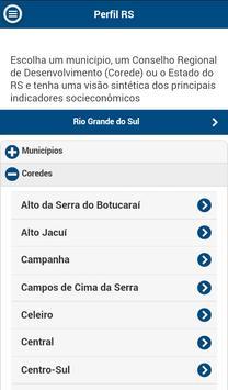 Perfil RS apk screenshot