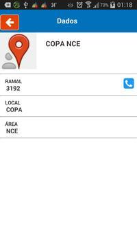 Ramais NCE apk screenshot