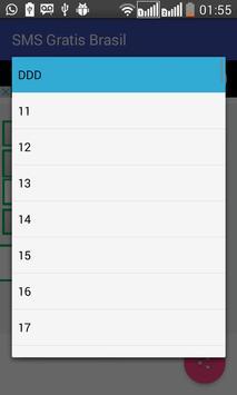 SMS Gratis Brasil - Torpedos apk screenshot