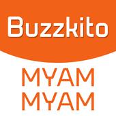 Buzzkito icon
