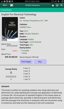 UNIMED Bookstore (Official) apk screenshot