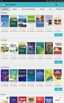 Buqu Academic apk screenshot