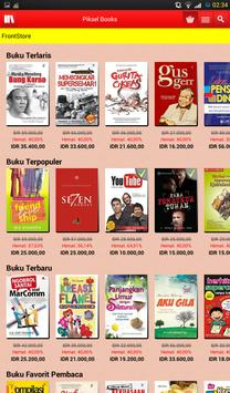 Piksel Books apk screenshot